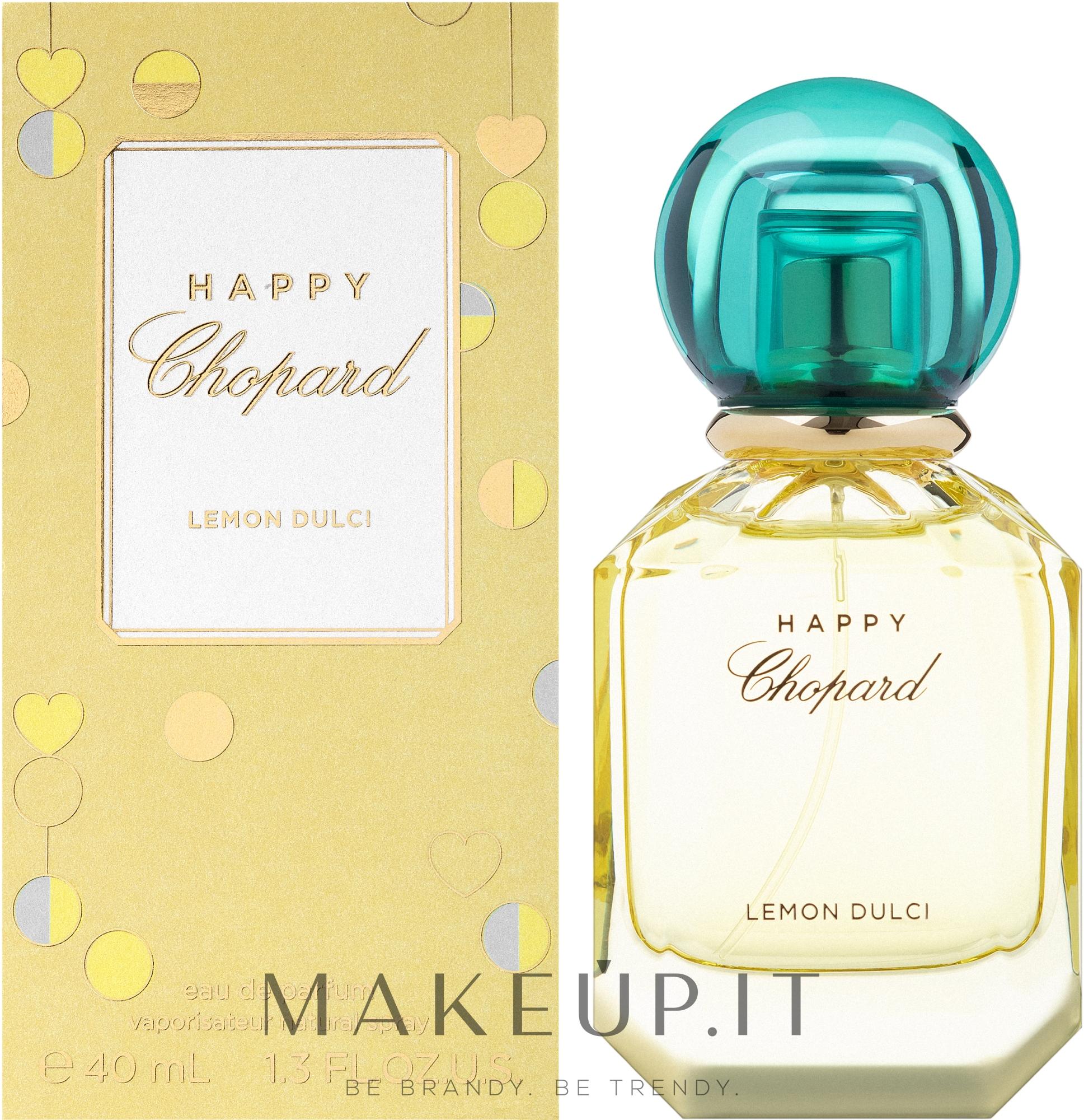 Chopard Lemon Dulci - Eau de Parfum — foto 40 ml