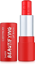 Profumi e cosmetici Balsamo labbra - Catrice Sheer Beautifying Lip Balm
