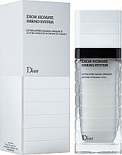 Lozione dopobarba idratante - Dior Homme Dermo System Repairing After-Shave Lotion 100ml — foto N1