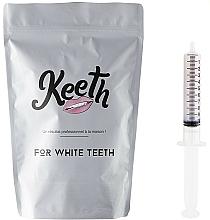 """Profumi e cosmetici Kit per lo sbiancamento dei denti """"Mirtillo"""" - Keeth Blueberry Refill Pack"""