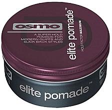 Profumi e cosmetici Pomata per capelli a tenuta ultra forte, grado di fissazione 4 - Osmo Elite Pomade
