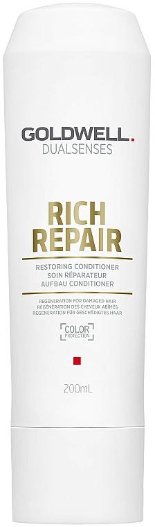 Condizionante rigenerante capelli - Goldwell Dualsenses Rich Repair Restoring Conditioner