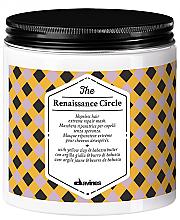 Profumi e cosmetici Maschera ristrutturante per capelli molto danneggiati - Davines The Renaissance Circle Hair Mask