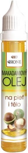 """Olio per viso e corpo """"Macadamia """" - Bione Cosmetics Macadamia Face and Body Oil"""
