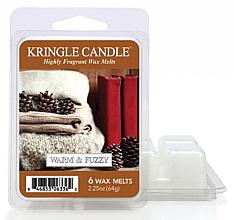 Profumi e cosmetici Cera per lampada aromatica - Kringle Candle Wax Melt Warm and Fuzzy
