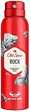 Profumi e cosmetici Deodorante - Old Spice Rock Antiperspirant & Deodorant Spray