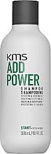 Profumi e cosmetici Shampoo per capelli sottili e deboli - KMS California Add Power Shampoo