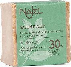 Profumi e cosmetici Sapone di Aleppo - Najel Savon D'alep Aleppo Soap 30 %