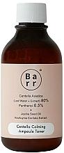 Profumi e cosmetici Tonico viso lenitivo - Barr Centella Calming Ampoule Toner