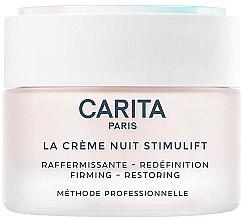 Profumi e cosmetici Crema lifting da notte - Carita La Creme Nuit Stimulift
