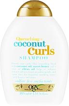 Profumi e cosmetici Shampoo per capelli ricci - OGX Coconut Curls Shampoo