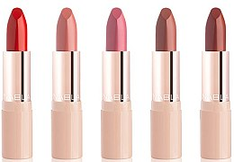 Profumi e cosmetici Rossetto - Nabla Cult Classic Long-wearing Lipstick