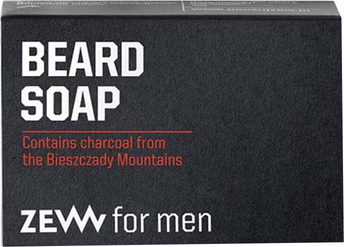 Sapone solido da barba - Zew For Men Natural Beard Soap
