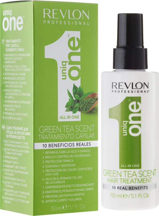 Maschera-spray per capelli - Revlon Professional Uniq One Green Tea Scent Hair Treatment