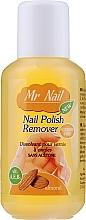 """Profumi e cosmetici Solvente per unghie """"Mandorla"""" - Art de Lautrec Mr Nail Polish Remover Almond"""