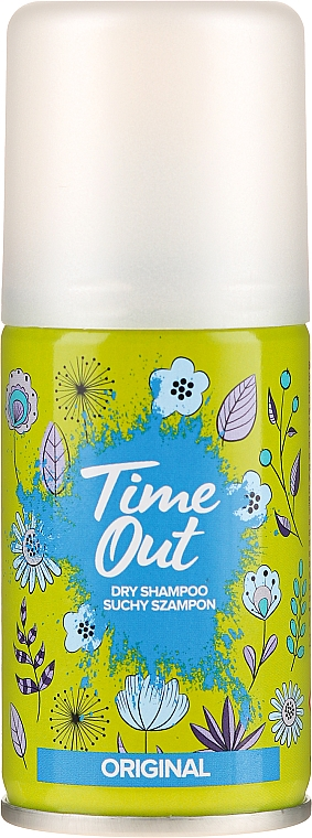 Shampoo secco per capelli - Time Out Dry Shampoo Original