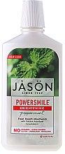 Profumi e cosmetici Collutorio rinfrescante alla cannella - Jason Natural Cosmetics Power Smile