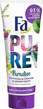 "Profumi e cosmetici Gel doccia ""Patchouli e Arancia"" - Fa Pure Paradise Shower Gel Patchouli & Orange"