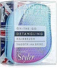 Profumi e cosmetici Spazzola capelli compatta - Tangle Teezer Compact Styler Sundowner