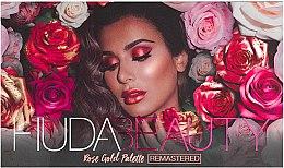Profumi e cosmetici Palette ombretti - Huda Beauty Rose Gold Palette