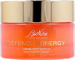 Profumi e cosmetici Crema viso - BioNike Defence Skinergy Reactivating Cream