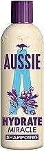 Profumi e cosmetici Shampoo per capelli danneggiati - Aussie Miracle Moist Shampoo
