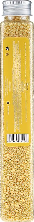"""Perle da bagno """"Vanilla"""" - IDC Institute Bath Pearls Vanilla — foto N2"""