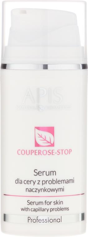 Siero per pelle con problemi capillari - APIS Professional Couperose-Stop Serum