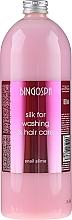 Shampoo capelli - BingoSpa Silk For Hair Washing With Snail Slime — foto N3