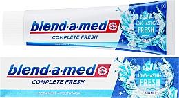 Profumi e cosmetici Dentifricio - Blend-a-med Complete Fresh Long Lasting Fresh