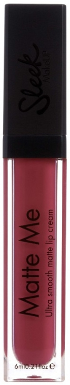Rossetto opaco - Sleek MakeUP Matte Me Lip Cream