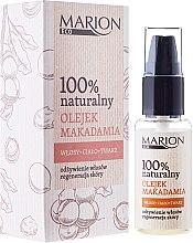 Profumi e cosmetici Olio di macadamia 100% naturale per capelli, corpo e viso - Marion Eco Oil