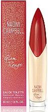 Profumi e cosmetici Naomi Campbell Glam Rouge - Eau de toilette