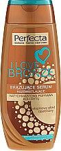 Profumi e cosmetici Siero abbronzante corpo - Perfecta I Love Bronze Serum