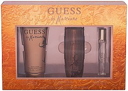 Profumi e cosmetici Guess by Marciano - Set (edt/100ml + b/lot/200ml + edt/15ml)