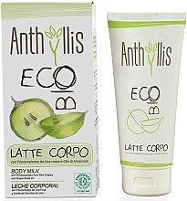 Profumi e cosmetici Latte corpo con fitocomplesso d'uva rossa e olio di vinaccioli - Anthyllis Body Milk