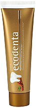 Profumi e cosmetici Dentifricio anti carie - Ecodenta Cinnamon Toothpaste Against Caries