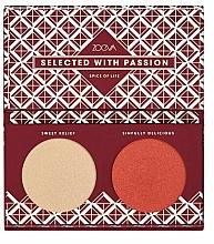 Profumi e cosmetici Palette illuminanti - Zoeva Spice Of Life Highlighting palette