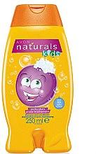 """Profumi e cosmetici Shampoo-balsamo per bambini """"Prugna allegra"""" - Avon Naturals Kids"""