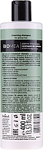 Shampoo detergente per capelli grassi - Farmona Biomea Cleansing Shampoo — foto N2