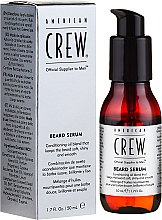 Profumi e cosmetici Siero da barba - American Crew Official Supplier to Men Beard Serum