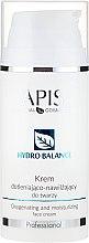 Profumi e cosmetici Crema viso idratante - APIS Professional Hydro Balance Oxygenating And Moisturizing Face Cream