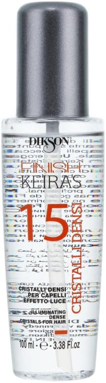 Cristalli liquidi per capelli - Dikson Keiras Finish 15 Cristalli Densi