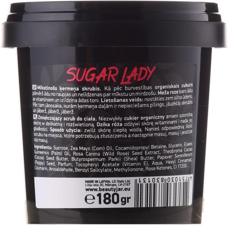 Scrub corpo ammorbidente Sugar Lady - Beauty Jar Softening Body Scrub — foto N2