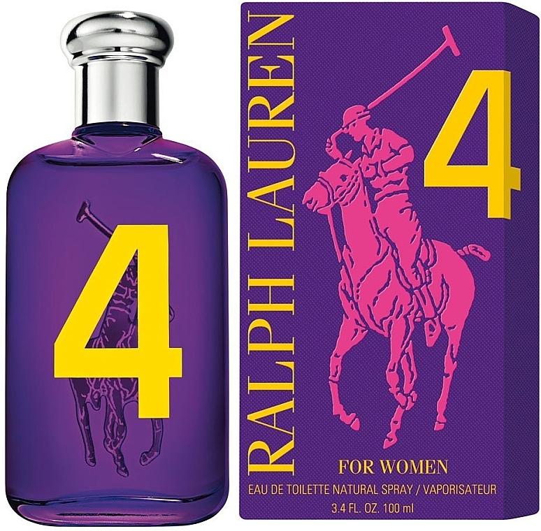 Ralph Lauren The Big Pony Collection 4 For Women - Eau de toilette  — foto N6