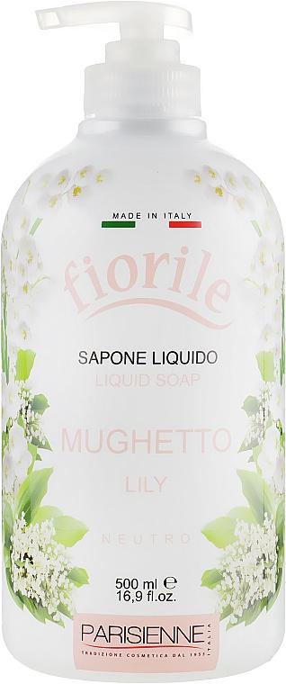 """Sapone liquido """"Lily"""" - Parisienne Italia Fiorile Lily Liquid Soap"""