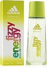 Profumi e cosmetici Adidas Fizzy Energy - Eau de toilette