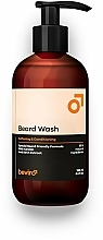 Profumi e cosmetici Shampoo da barba - Beviro Beard Wash