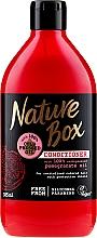 Profumi e cosmetici Balsamo per capelli - Nature Box Pomegranate Oil Conditioner