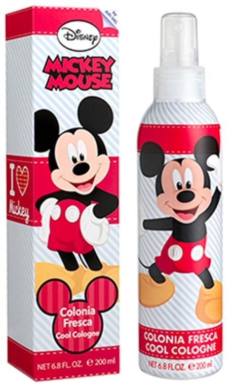 Air-Val International Disney Mickey Mouse Colonia Fresca - Spray corpo profumato — foto N1